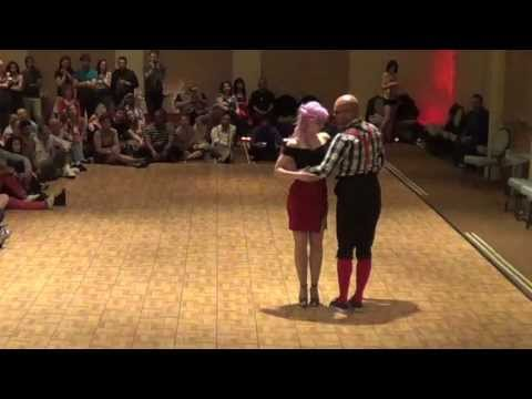 Albir & Sara perform LIVE in San Francisco 2013 (Kizomba Fusion)
