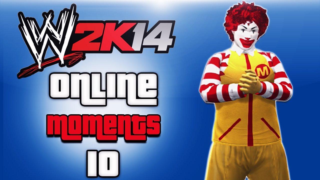 WWE 2K14 PC  H2o Delirious Controller