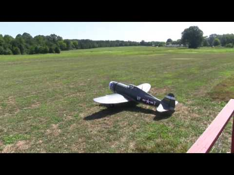 Top Flite P47 Razorback Radial Conversion - default