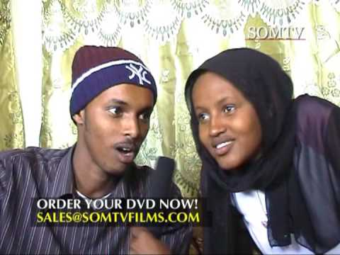 Ali & Awrala Movie star - Malyun Osman.
