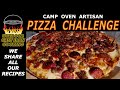 Camp Oven Artisan Pizza Challenge