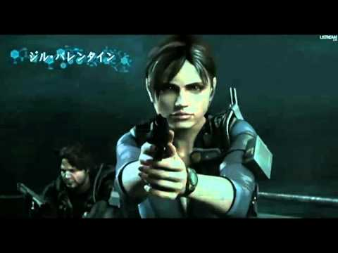 (3DS) Resident Evil: Revelations - Japanese Nintendo Direct Trailer