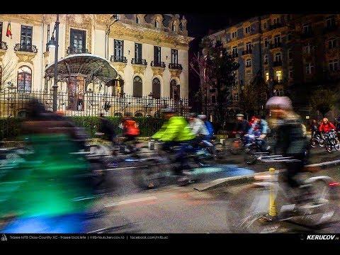 VIDEOCLIP Ora Pamantului 2019, pe biciclete in Bucuresti