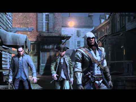Assassin's Creed III Television Commercial -eFsUlE4ixjg
