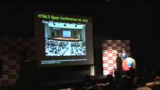 HTML5 in Korea (2010) - Lightning Talk