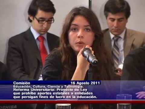 Comisión de Educacion del Senado 16 Agosto 2011 (Parte 2)