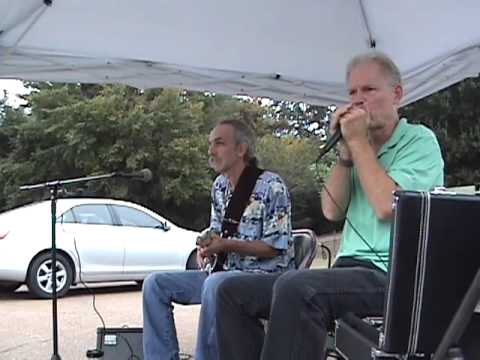 """St. Louis Blues,"" The Blues Doctors at the Farmer's Market in Oxford, Mississippi (2012)"
