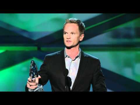 People's Choice Awards 2011- Neil Patrick Harris Best Comedy Actor
