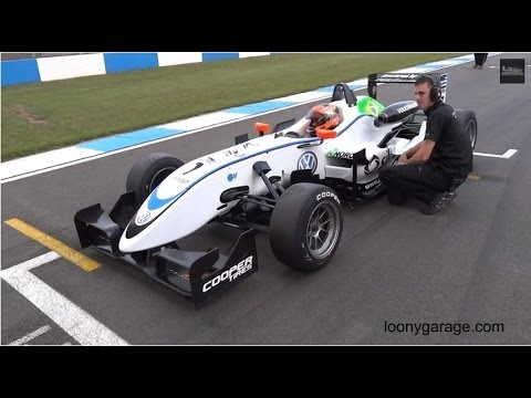 Formula 3 Preparation For Race
