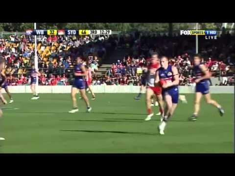 Western Bulldogs v Sydney Swans - AFL 2011 Round 7 - Highlights - Manuka Oval