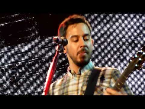 Linkin Park With You Faint Live Jiffy Lube Live August 11 2012 Honda Civic Tour Bristow VA