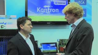 Kontron's new carrier grade ATCA and rackmount platforms