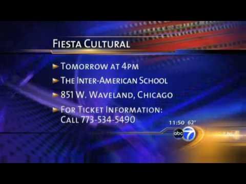 Fiesta Cultural - Latin American Music, Dance, Art & Food Benefit