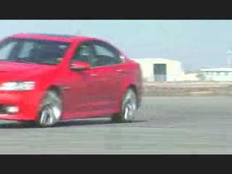 2008 Dodge Charger R/T vs. 2008 Pontiac G8 GT
