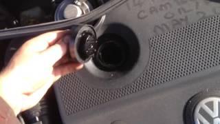 ДВС (Двигатель) Volkswagen Golf-4 Артикул 900042641 - Видео