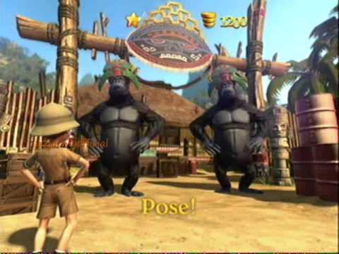 Kinect Disneyland Adventures Xbox 360 Playthrough Part 30