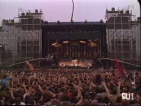Metallica - Creeping Death Live 1991 In Moscow ( HQ ) 1.5 Million People