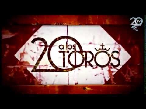 Toros en 20 TV - Vene a Los Toros - (24/01/2013)
