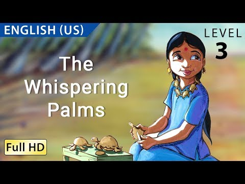 "The Whispering Palms: Learn English with subtitles - Story for Children ""BookBox.com"""