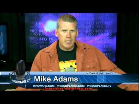 The Alex Jones Show 2012-08-06 Monday - Michael Schmidt