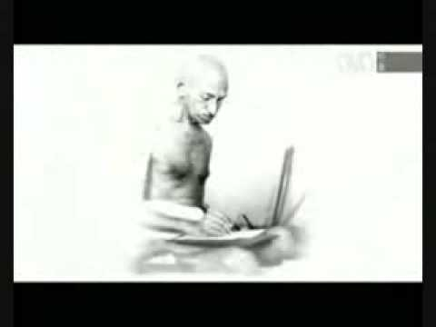 4 My Indian Heroes Saintly Political Mahatma Gandhi