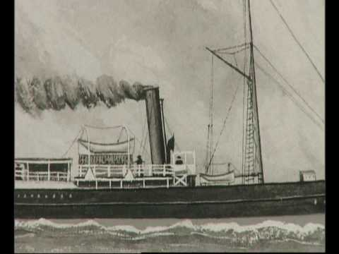 Channel 7 News broadcast about Southern Ocean Exploration finding the SS Alert