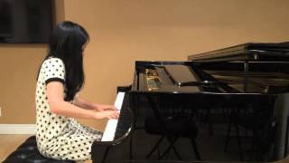 The Weekend - Earned It (Artistic Piano Interpretation by Sunny Choi)