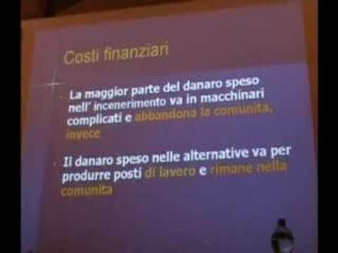 "Paul Connett - ""Strategia rifiuti zero"" - parte 2 (1)"
