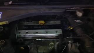 ДВС (Двигатель) Opel Sintra Артикул 51033145 - Видео