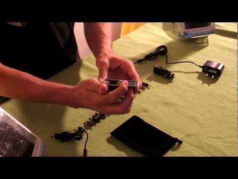 Caricabatterie Solare 1800mAh - Greenshopvideo.com
