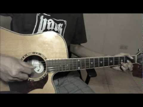 Sway Chords - Bic Runga ChordsWorld.com HD Guitar Tutorial