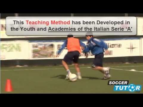 Individual Defending Tactics - Soccer Italian Style Academy Training DVD