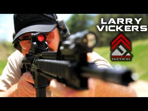 Special Forces Operator Larry Vickers on Accuracy | Tactical Minute