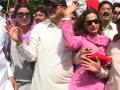Image Sherry Rehman Yousaf Raza Gilani Ppp