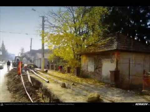 VIDEOCLIP Traseu MTB Breaza - Adunati - Costisata - Bezdead - Pucioasa - Targoviste
