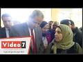 بالفيديو.. وزير التعليم يطالب مسئولى المدرسة المعمارية بتدريب الطلاب على سوق العمل