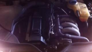 ДВС (Двигатель) Volkswagen Passat B5 Артикул 900042686 - Видео