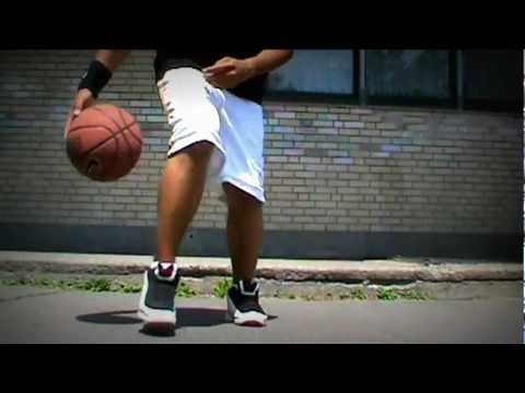 Dribbling the basketball - Street ball moves