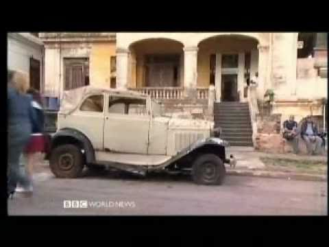 Inside Cuba 1 of 2 - BBC Our World Documentary