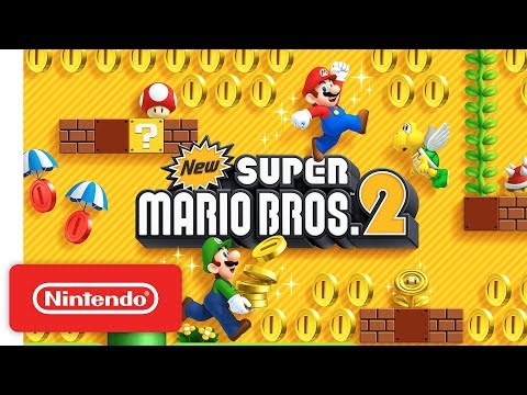 New Super Mario Bros. 2 E3 Trailer (Nintendo 3DS)