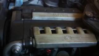 ДВС (Двигатель) BMW 5-series (E34) Артикул 900041243 - Видео