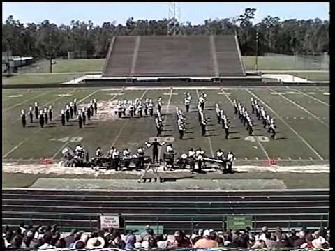 Anahuac High School Band 2009
