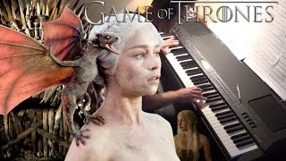 Game of Thrones - Light of the Seven (FULL Piano Cover) // Kyle Landry