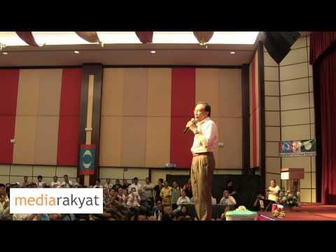 Anwar Ibrahim: Kalau Nak Buat Perubahan, Saudara Sendiri Kenal Bangkit & Tumbang Barisan Nasional