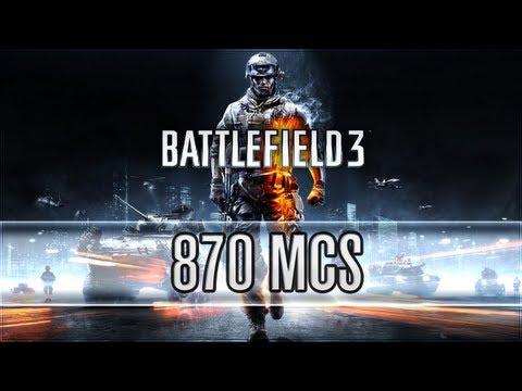 â–º Battlefield 3 Beta - Shotgun Surgery (870MCS Gameplay)