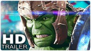 THOR RAGNAROK Trailer (2017) Marvel