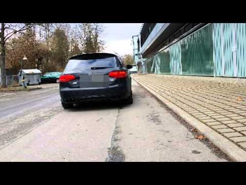 Audi A4 8K 1.8 TFSI Active Sound Abgasanlage mit Verstärkungsmodul