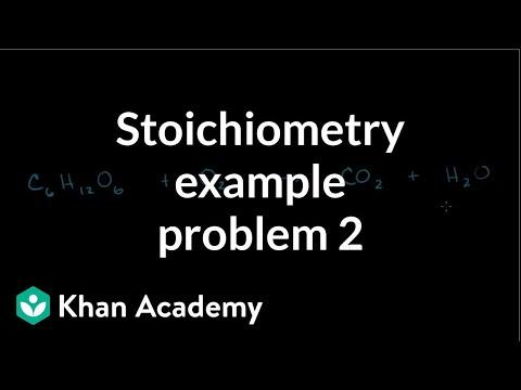 Stoichiometry Example Problem 2