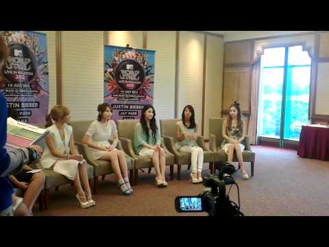 [Exclusive] Kara Interview in Malaysia