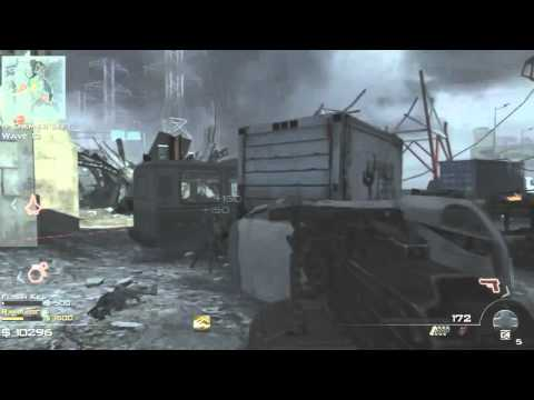 Mw3 Survival | *Interchange* | Syndicate Gameplay/Commentary | Attempt 1